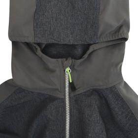 Dare 2b Appertain Softshell Jacket Men Smokey Grey/Charcoal Grey Marl
